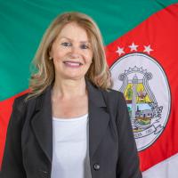 Foto do(a) Secretária: Lídia Margarete Müller Dhein