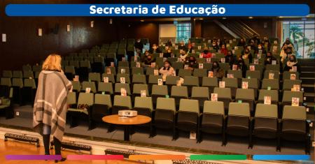 Teutônia promove formação para o grupo de monitores escolares