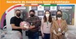 """Campanha """"RS Urgente: a fome não espera"""" beneficia 40 famílias de Teutônia"""
