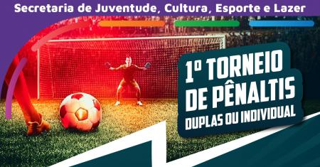 Teutônia promove 1° Torneio de Pênaltis