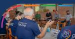 Cerca de 40 pessoas participaram do Gabinete na Rua em Linha Catarina